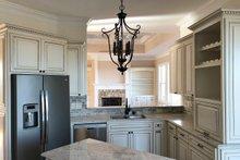 Home Plan - Ranch Interior - Kitchen Plan #437-90
