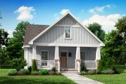 Craftsman Style House Plan - 3 Beds 2.5 Baths 1800 Sq/Ft Plan #430-79