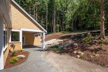 Ranch Exterior - Rear Elevation Plan #1070-9