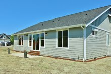 Dream House Plan - Craftsman Exterior - Rear Elevation Plan #1070-47