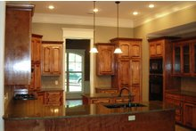 Dream House Plan - Southern Interior - Kitchen Plan #430-37