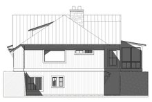 Dream House Plan - Farmhouse Exterior - Other Elevation Plan #901-145