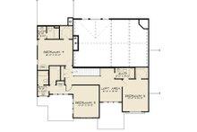 Craftsman Floor Plan - Upper Floor Plan Plan #17-3423