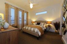 Contemporary Interior - Bedroom Plan #935-5