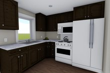 Home Plan - Ranch Interior - Kitchen Plan #1060-28
