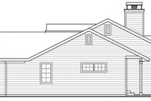 Dream House Plan - Ranch Exterior - Other Elevation Plan #124-818