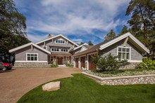 House Design - Craftsman Exterior - Front Elevation Plan #928-305