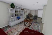 Future Finished Basement Family Room