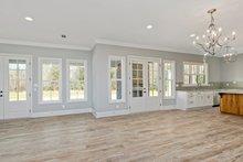 Farmhouse Interior - Family Room Plan #63-430