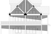 Country Style House Plan - 3 Beds 3 Baths 2537 Sq/Ft Plan #932-334 Exterior - Other Elevation