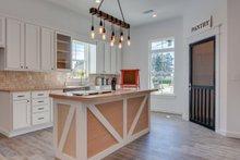 Architectural House Design - Craftsman Interior - Kitchen Plan #44-235