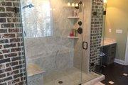 European Style House Plan - 3 Beds 3 Baths 3267 Sq/Ft Plan #63-408 Interior - Master Bathroom