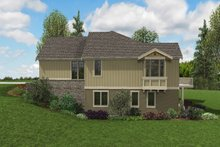 Craftsman Exterior - Other Elevation Plan #48-972