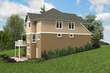 Cottage Exterior - Other Elevation Plan #48-1018