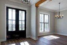 House Design - Farmhouse Interior - Entry Plan #430-164