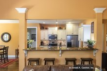Traditional Interior - Kitchen Plan #929-911