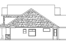 Craftsman Exterior - Other Elevation Plan #124-675