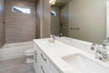 Modern Interior - Bathroom Plan #895-120