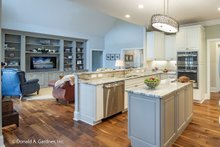 House Design - Ranch Interior - Kitchen Plan #929-1005