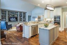 Architectural House Design - Ranch Interior - Kitchen Plan #929-1005