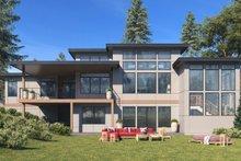 Home Plan - Prairie Exterior - Rear Elevation Plan #1066-79