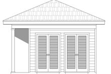 Dream House Plan - Country Exterior - Other Elevation Plan #932-154