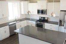 Architectural House Design - Craftsman Interior - Kitchen Plan #1070-20