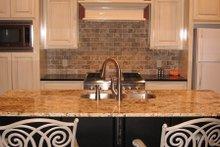 Southern Interior - Kitchen Plan #430-49