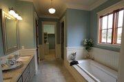 Farmhouse Style House Plan - 5 Beds 4 Baths 3610 Sq/Ft Plan #37-227 Interior - Master Bathroom