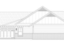Home Plan - Craftsman Exterior - Other Elevation Plan #932-174