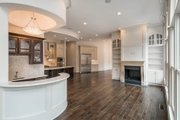 Classical Style House Plan - 5 Beds 7 Baths 5699 Sq/Ft Plan #119-363