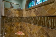 Craftsman Style House Plan - 3 Beds 3 Baths 3642 Sq/Ft Plan #54-391 Interior - Master Bathroom