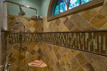 House Plan Design - Craftsman Interior - Master Bathroom Plan #54-391