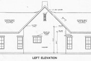 Country Style House Plan - 2 Beds 2 Baths 1588 Sq/Ft Plan #472-11