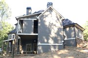 Traditional Style House Plan - 4 Beds 3.5 Baths 4366 Sq/Ft Plan #437-86 Exterior - Other Elevation