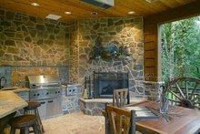 Craftsman Exterior - Outdoor Living Plan #48-233