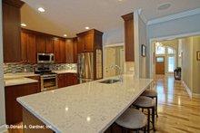 Dream House Plan - European Interior - Kitchen Plan #929-830