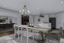Ranch Interior - Dining Room Plan #1060-13