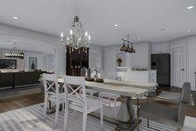 Home Plan - Ranch Interior - Dining Room Plan #1060-13