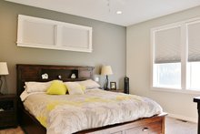 Craftsman Interior - Master Bedroom Plan #1070-13