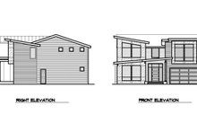 House Plan Design - Left/Rear