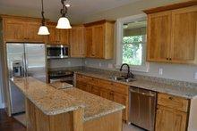 Country Interior - Kitchen Plan #932-3