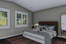 Dream House Plan - Traditional Interior - Master Bedroom Plan #1060-97