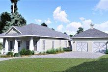 Craftsman Exterior - Other Elevation Plan #44-234