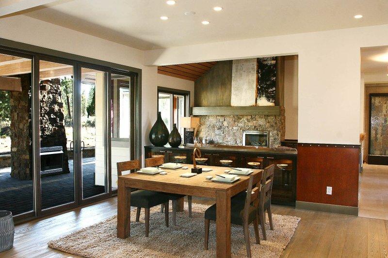 Craftsman Interior - Other Plan #892-7 - Houseplans.com