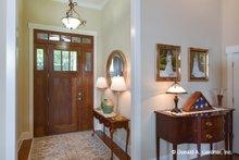Architectural House Design - Cottage Interior - Entry Plan #929-992