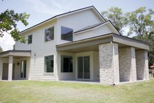 Dream House Plan - Modern Exterior - Other Elevation Plan #23-2308