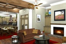 Dream House Plan - Southern Interior - Other Plan #44-192
