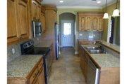 European Style House Plan - 3 Beds 2 Baths 1575 Sq/Ft Plan #430-65 Interior - Kitchen
