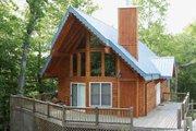 Bungalow Style House Plan - 3 Beds 2 Baths 2195 Sq/Ft Plan #320-301 Photo